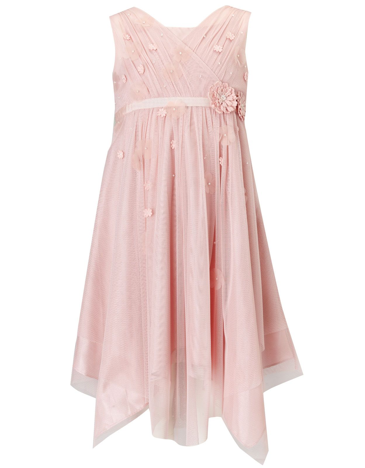 Adeline Dress | Pink | Monsoon | Flowergirls | Pinterest | Vestido ...