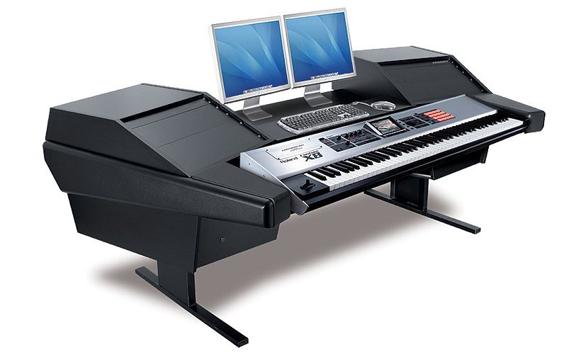 argosy dual 15k 803 keyboard workstation by argosy console inc studio recording studio. Black Bedroom Furniture Sets. Home Design Ideas