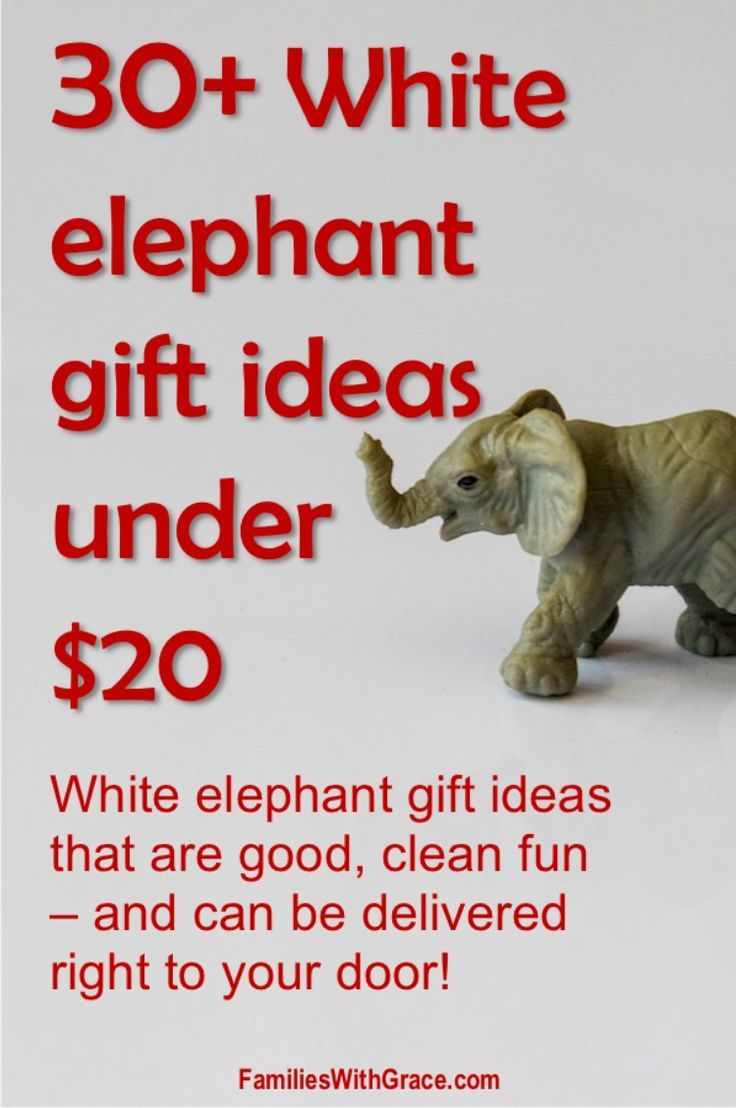 White elephant gift ideas -   19 white elephant gift for work ideas