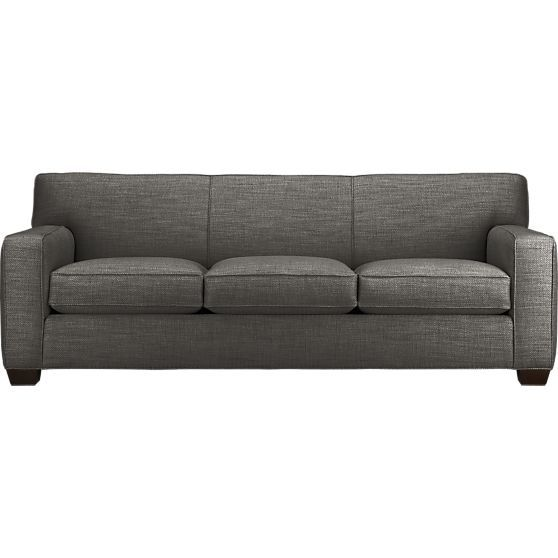 Cameron Queen Sleeper Sofa In Sleeper Sofas Crate And Barrel Magically Show Up And Be My Couch Guest Bed Please Tight Back Sofa Sofa Couch Furniture