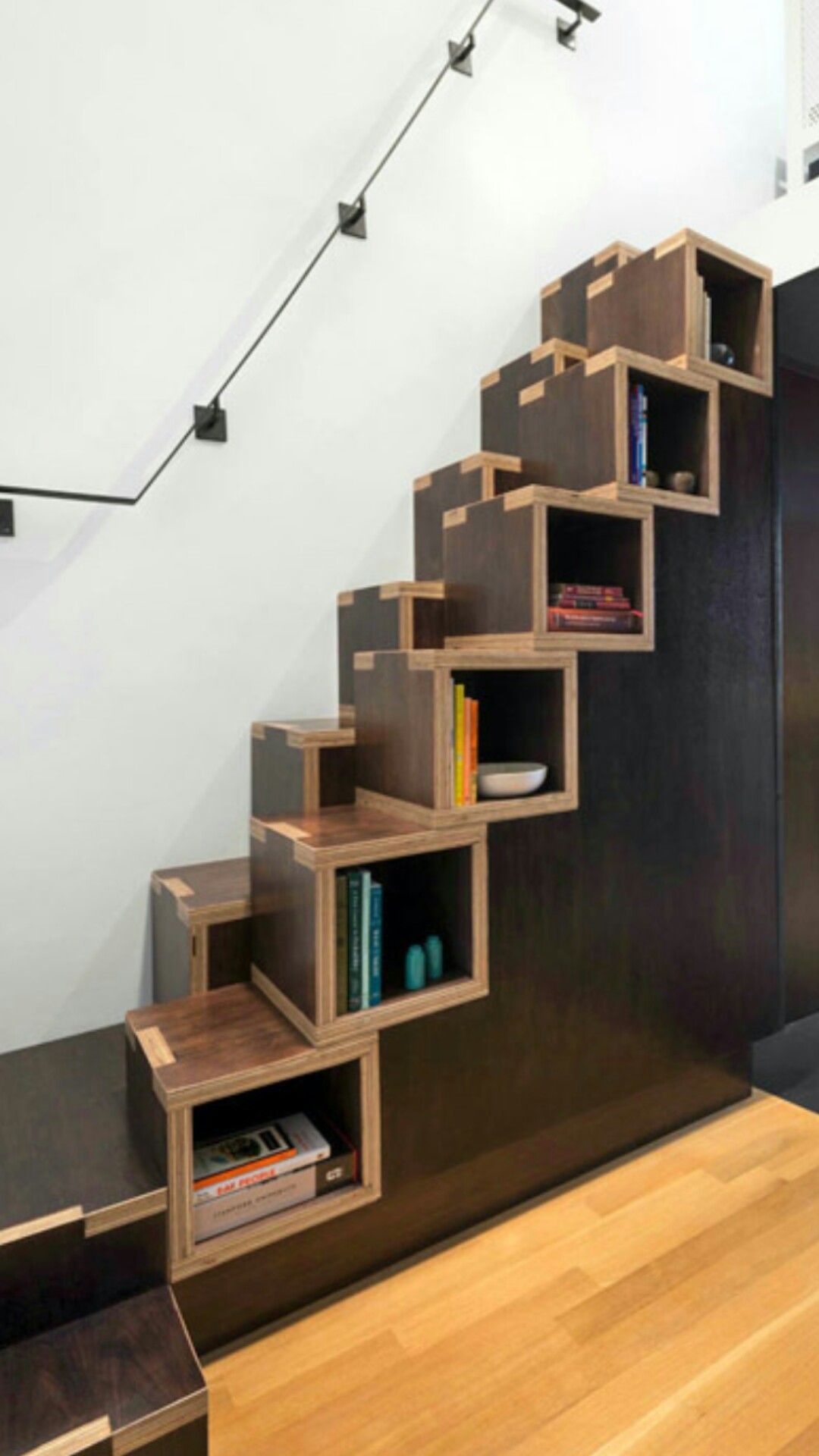 Small Loft Stairs  Home Decorating Trends  Homedit