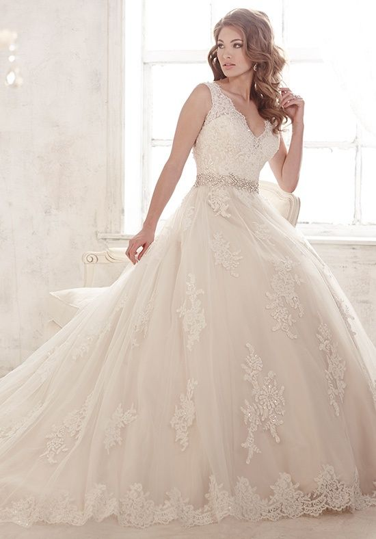 Christina Wu 15580 Wedding Dress - The Knot