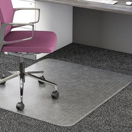 Reale 35percent Recycled All Pile Studded Chair Mat 36 X 48 By Office Depot Officemax