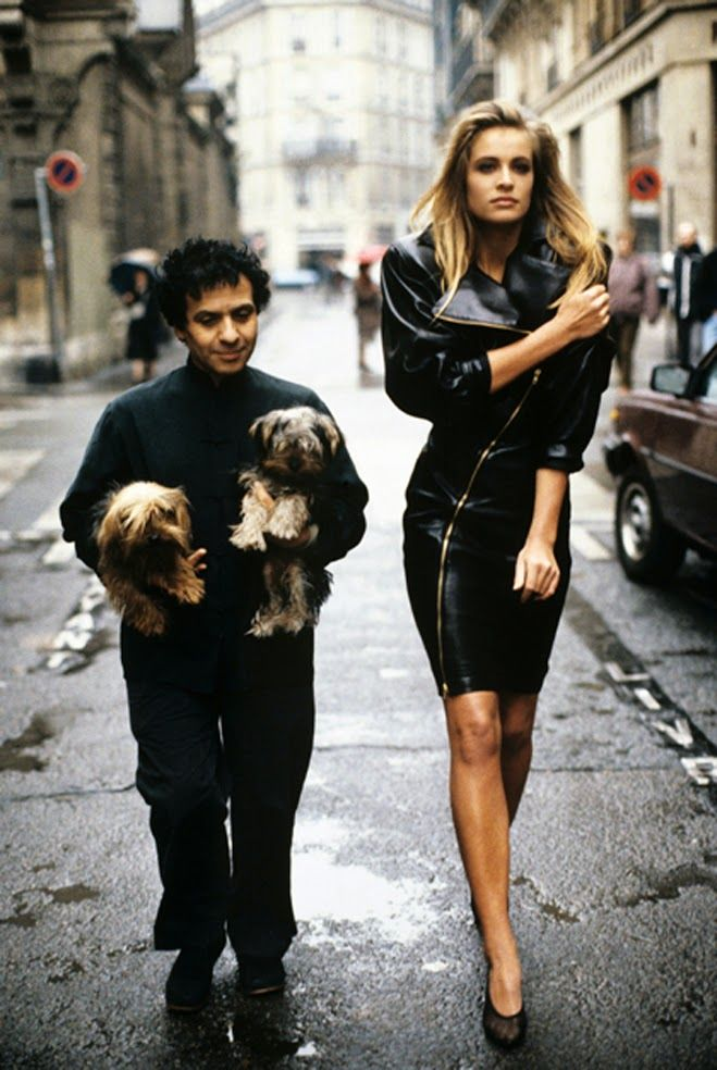 bb903867276 80s-90s-supermodels  Azzedine Alaia and Frederique van der Wal