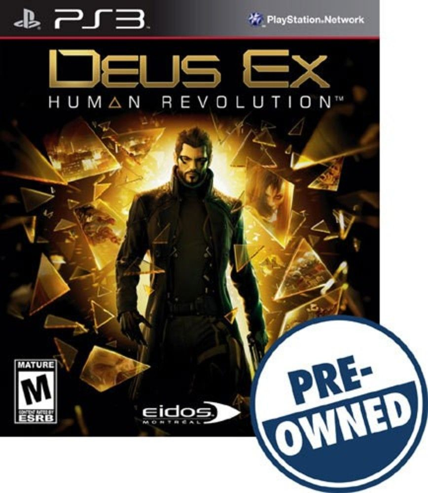 Deus Ex Mankind Divided - New Game Plus - Everything You ...