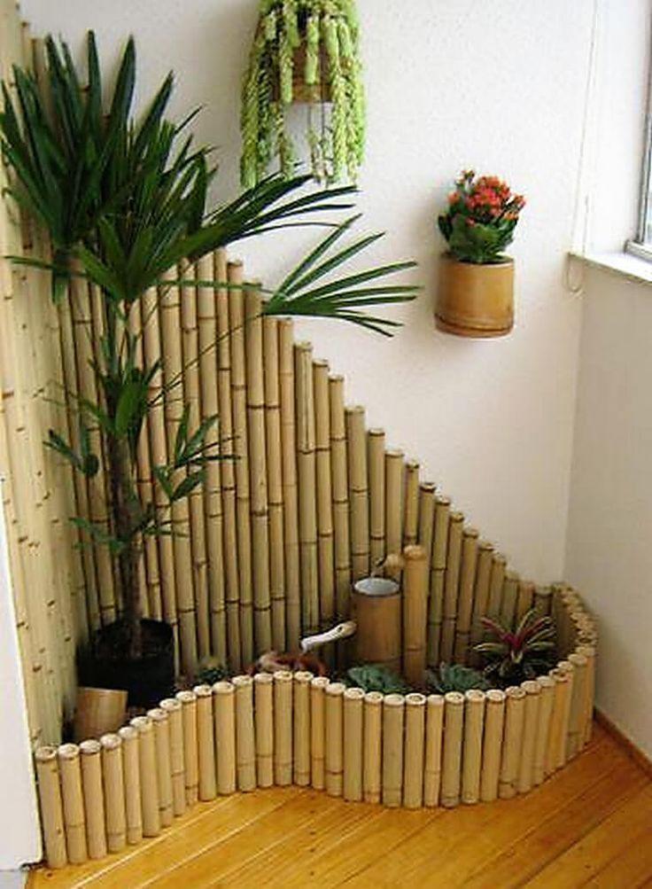 Kreative Ideen mit Bambus  Inspirationalz #leiterdekoweihnachten