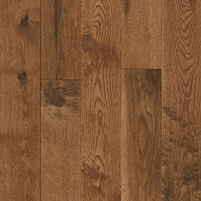Ahf Products Oak 3 4 Thick X 3 1 4 Wide X 78 Length Solid Hardwood Flooring Finish Gunstock Oak Hardwood Flooring Walnut Hardwood Flooring Hardwood Floors
