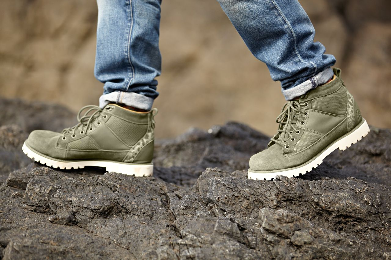 Ransom by adidas Originals Army Alpine Boot | Mens lace up