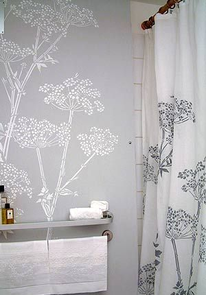 giant hogweed queen annes lace stencil love love love this stencil
