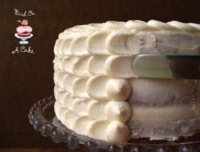 A tutorial with a recipe for Hummingbird cake and instructions on how to decorate it beautifully with cream cheese icing.