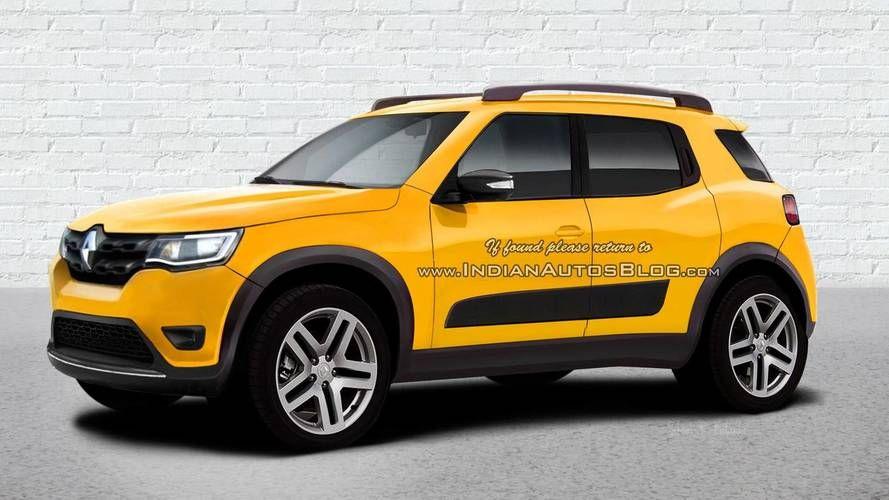 Renault Kwid Dara Origem A Suv Com Menos De 4 Metros Suv Compacto Suv Veiculo De Luxo
