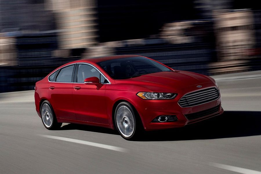 2013 Ford Fusion Energi Plug In Hybrid Priced At 39 495 With