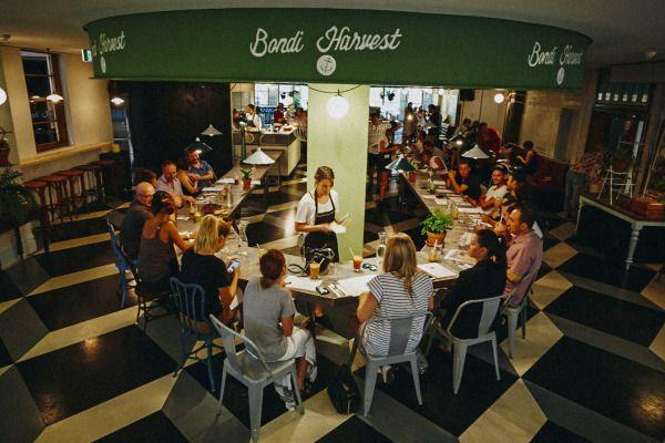 Bondi Harvest Restaurant is officially open! - Bondi ...
