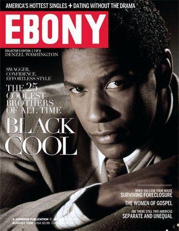 Ebony Magazine August 2008