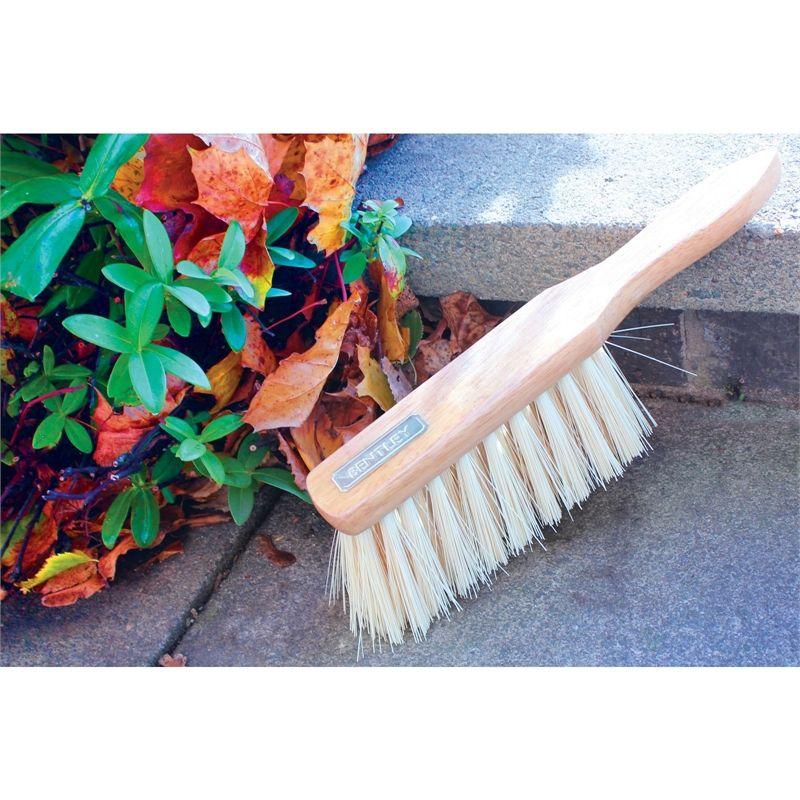 Master Gardener Soft Wooden Hand Brush Master gardener