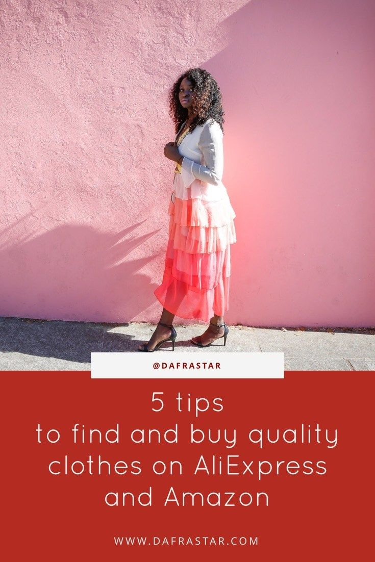 c560164ce74 5 tips to find and purchase great quality clothing on Aliexpress and Amazon    Blogger