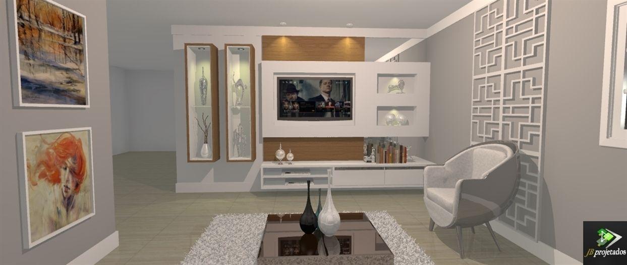 Super home sala - Galeria de Projetos Promob | Ideias para Casa  FJ57