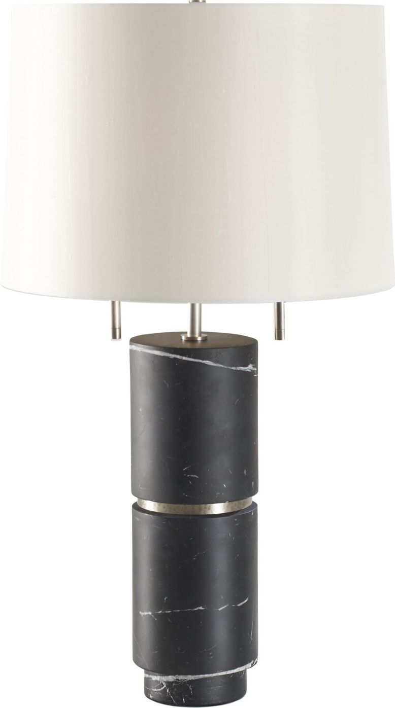 Band Tall Table Lamp By Kara Mann Km104 Tall Table Lamps Lamp