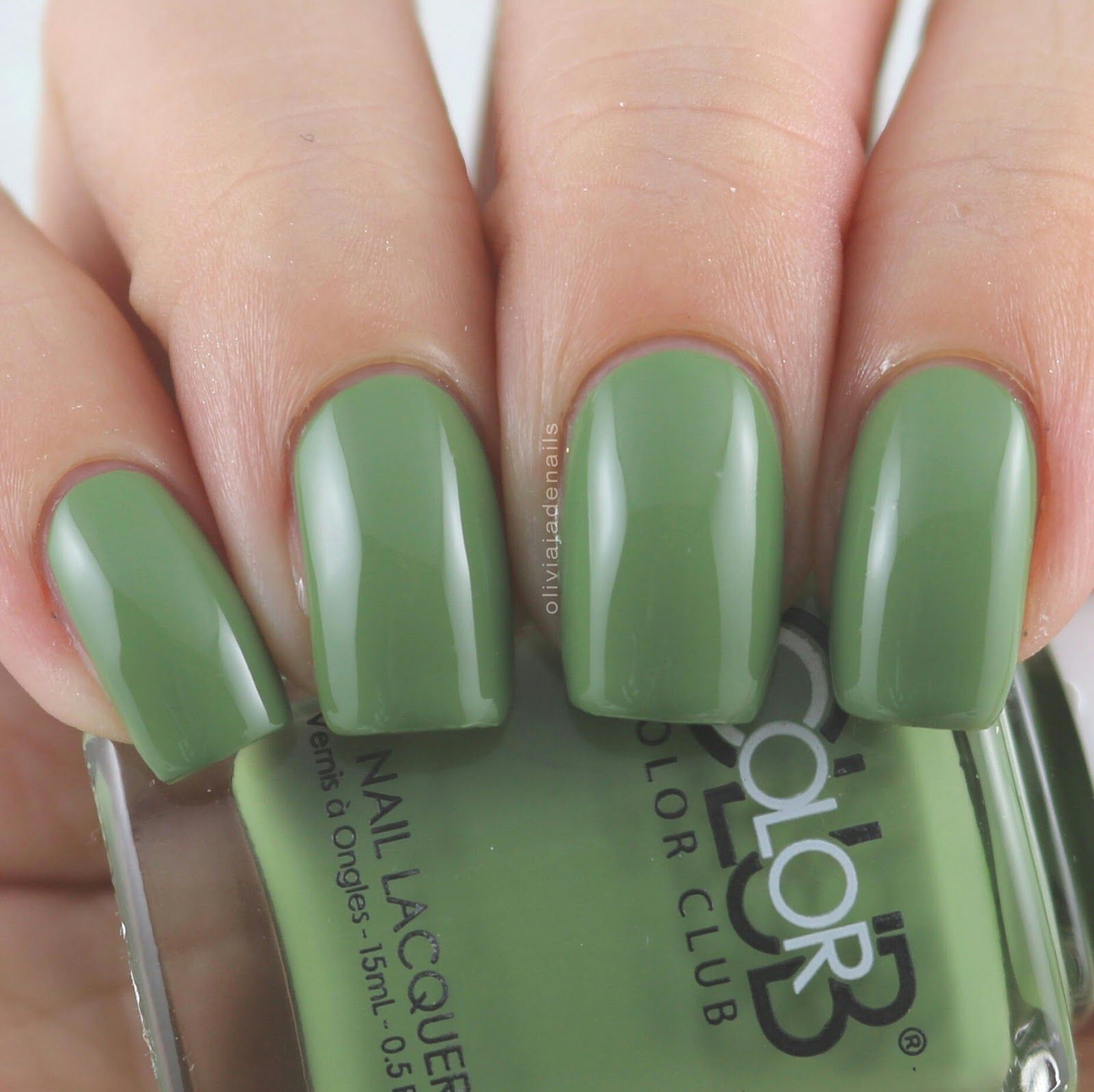 Color Club - It\'s About Thyme (English Garden Collection 2016) | My ...
