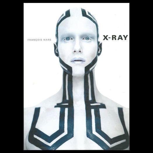 X Ray Nars Cosmetics Coffee Table Books Nars Art