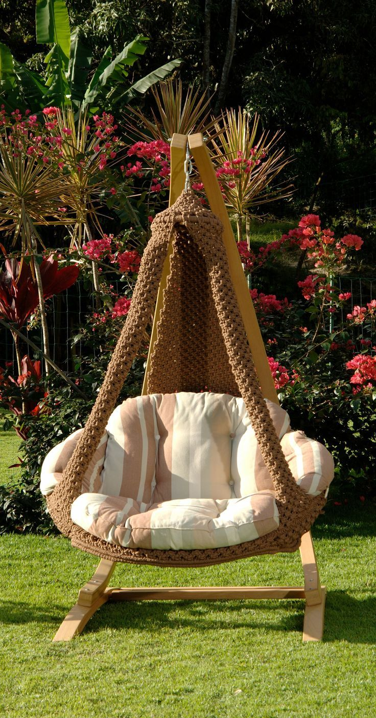 Luxushangesessel Fur Den Garten Home Decor Bedroom Furniture Decor