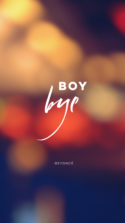 Beyonce Quote IPhone Wallpaper By Kodiak Milly
