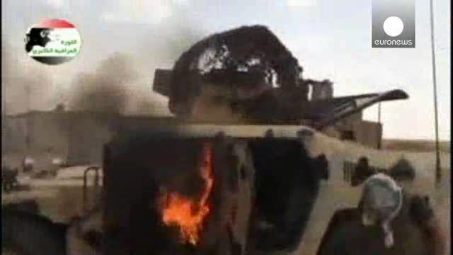 Los yihadistas del EIIL aceleran su guerra relámpago en el norte de Irak y toman Tikrit