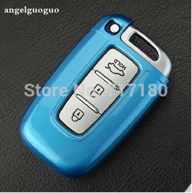 Car Key Cover Key Holder Key Wallet Car Accessories For Kia K2