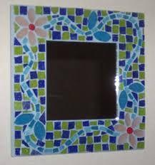 Resultado de imagen para flores con mosaicos