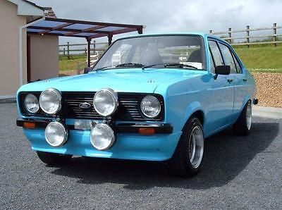 Ford Escort MK2-Classic-Track Car-Race-PX Caterham/Cosworth/Porsche/Harley PX