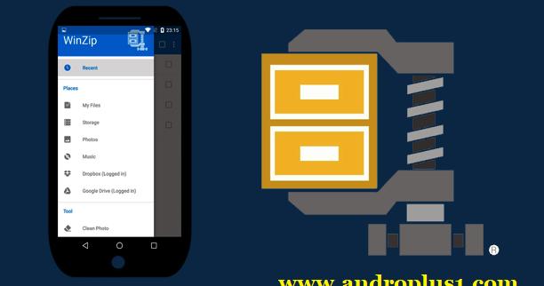 تنزيل تطبيق Winzip Android Apk لفك ضغط الملفات وإدراتها على هاتفك الذكي مع العديد من المميزات للأندرويد 2020 السلام عليك Electronic Products Electronics Phone