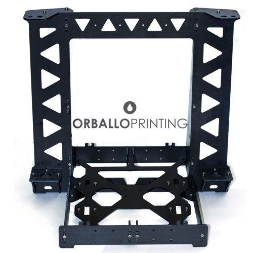Prusa-i3-Steel-P3Steel-Laser-Cut-Frame-Hardware-kit-RepRap-Mender-3D ...