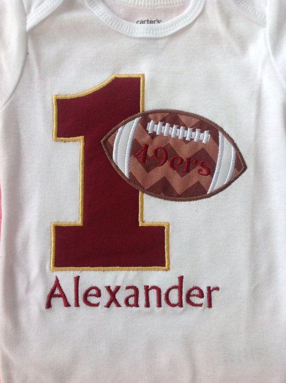 Football Birthday Shirt