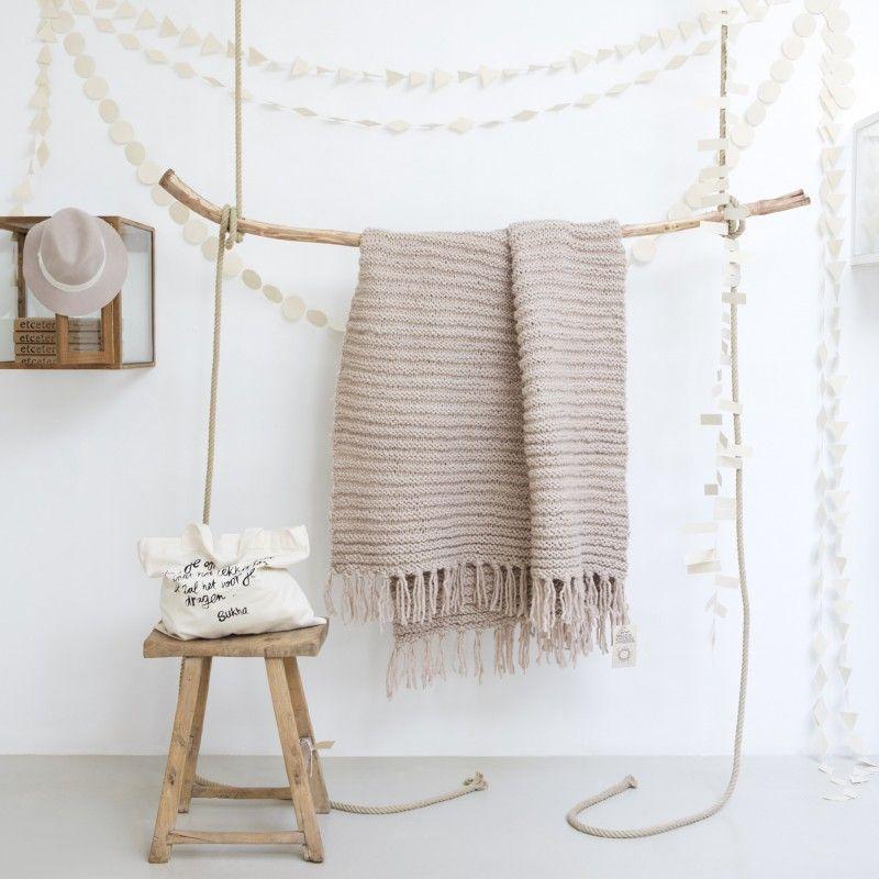Blanket Lazy | Atelier Sukha