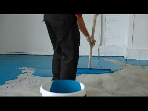 Ragréage  comment réaliser un sol extérieur coloré et créer une
