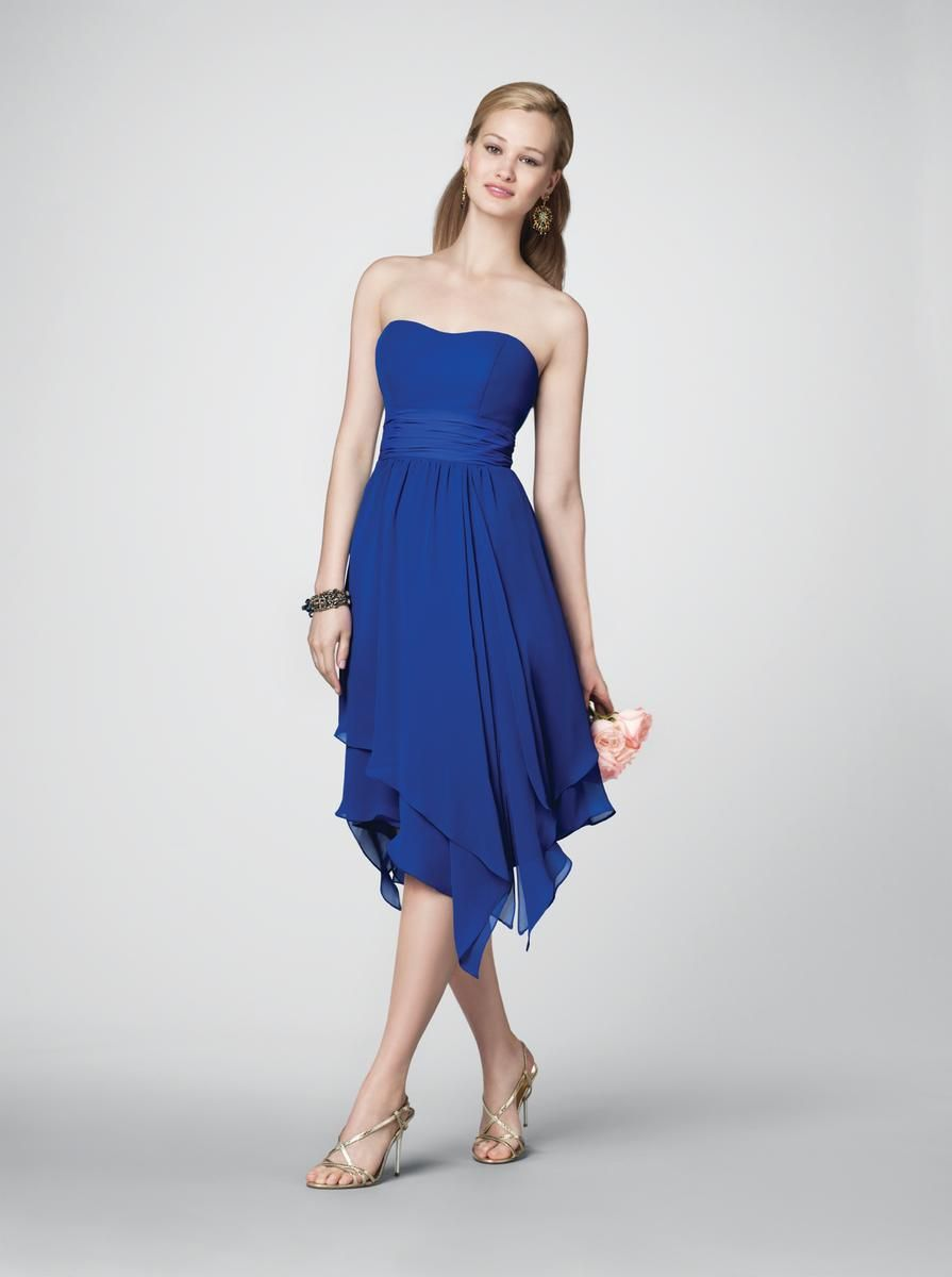 Alfred Angelo bridesmaid dress -I LOVE THIS DRESS!!!! (needs to be ...