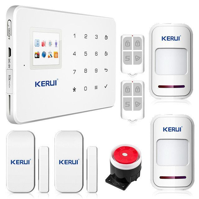 Wireless Phone App Gsm Alarm System Home Security Alarm Gsm 99