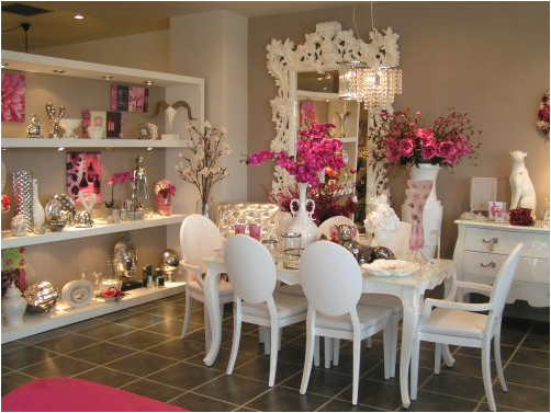 Romantic Dining Room With Rose Best Dining Room Ideas