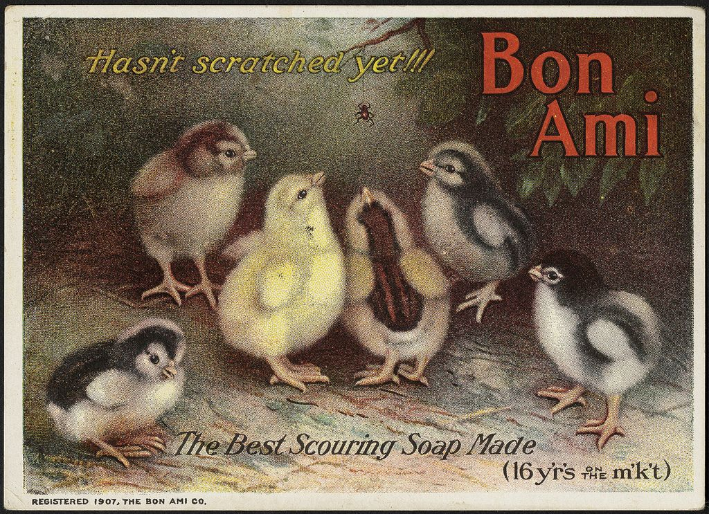 Hasnu0027t scratched yet!!! Bon Ami, the best scouring soap made - soap note
