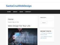 New Website Design Companies Added To Cmac Ws Santa Cruz Web Design In Santa Cruz Ca Http Website Design Compa Web Design Website Design Company