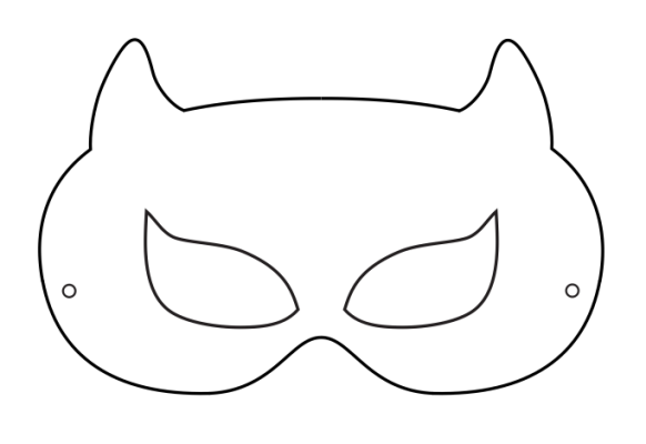 picture regarding Printable Face Masks named Printable Comprehensive Experience Mask Template Superhelte Superhero