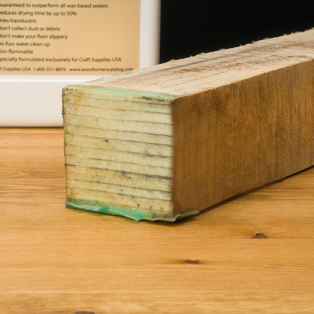 Tree Saver Green Wood Sealer Wood Sealer Craft Supplies