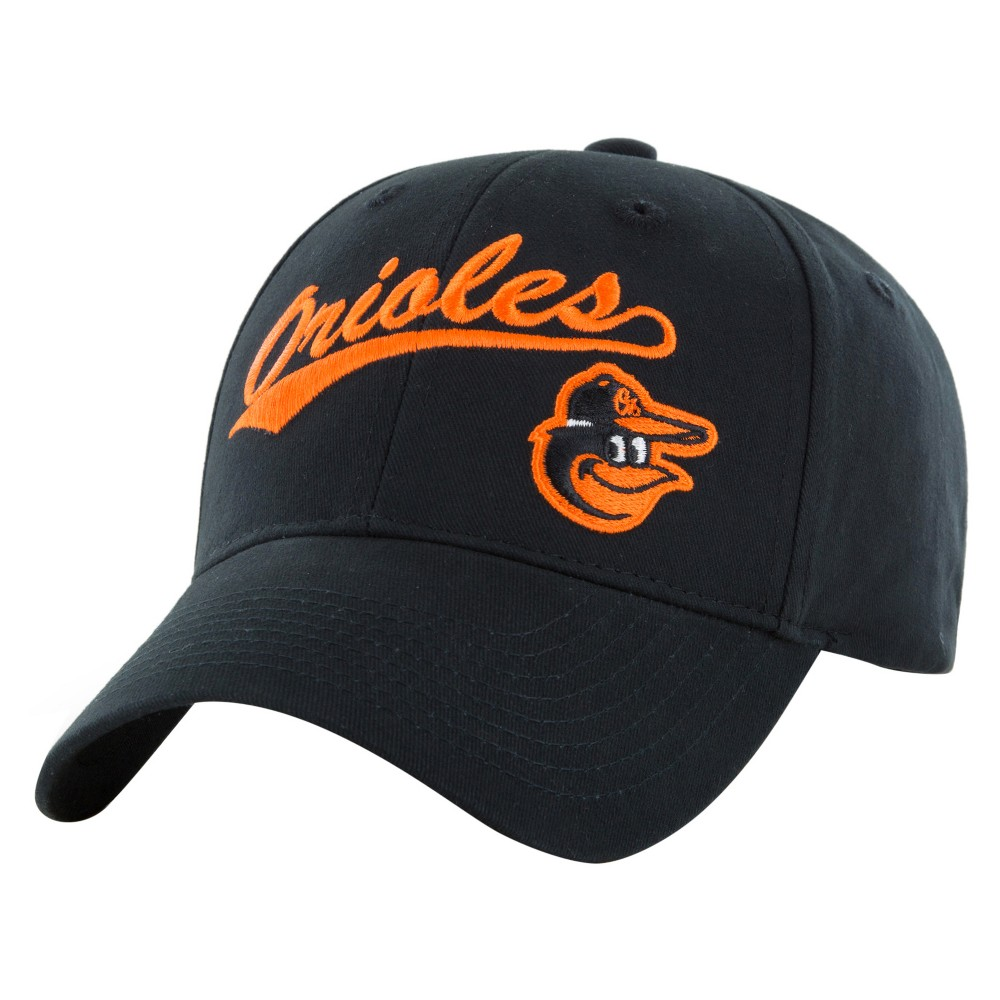 8a4f70cb18f MLB Crawford Baltimore Orioles Fan Favorite Adjustable Baseball Cap ...