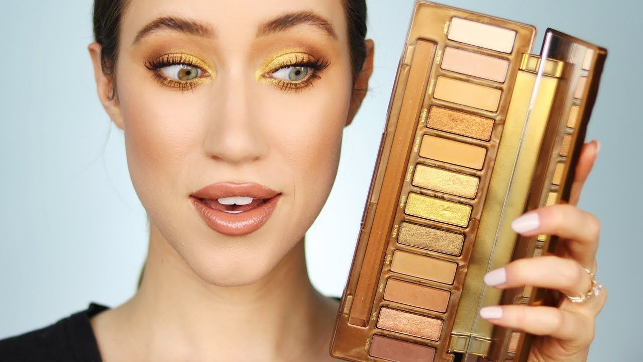 URBAN DECAY NAKED HONEY PALETTE REVIEW, SWATCHES