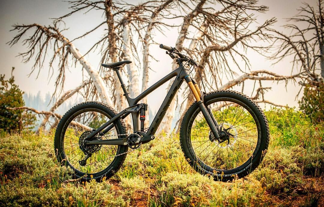 Semenuk S Crankworx Joyride Winning Bike Trek Ticket Slope 26 Wheel With 100mm Of Front And Rear Wheel Travel For A Downhill Bike Mtb Bicycle Road Bike Gear