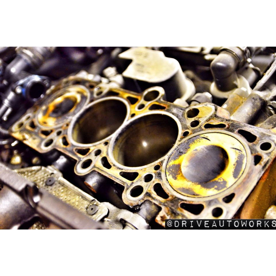 B7 Audi A4 2 0t Fsi Getting Ready For Full Internal Engine Build Stay Tuned Apr Goapr Webuiltthisnohelp Familybusiness Engine Rebui Audi Driving Awd
