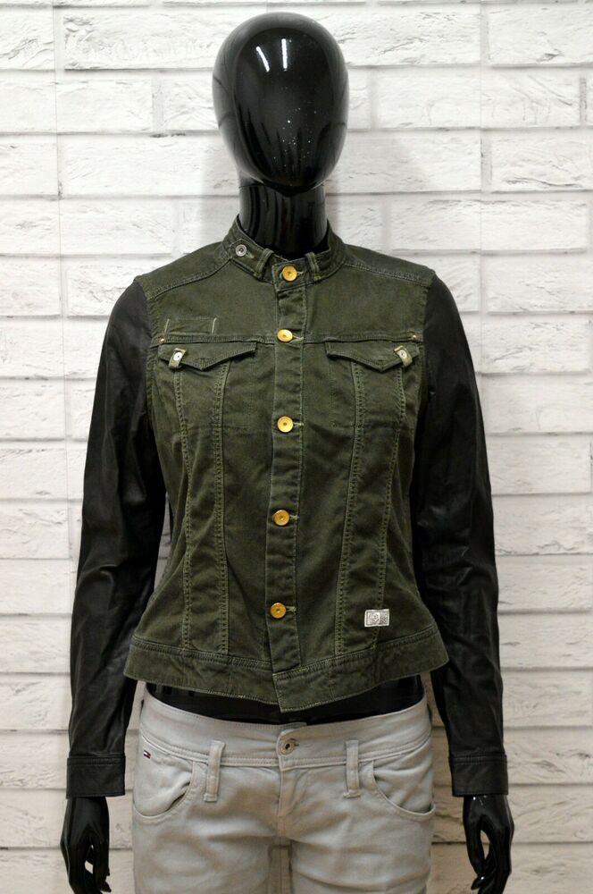 quality design 212c5 3b6e1 Giubbino G-STAR Donna Taglia Size XS Giubbotto Giacca Jacket ...