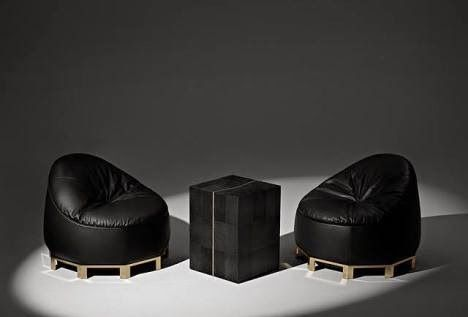 Alexander Wang x Poltrona Frau : une collection capsule de meubles !