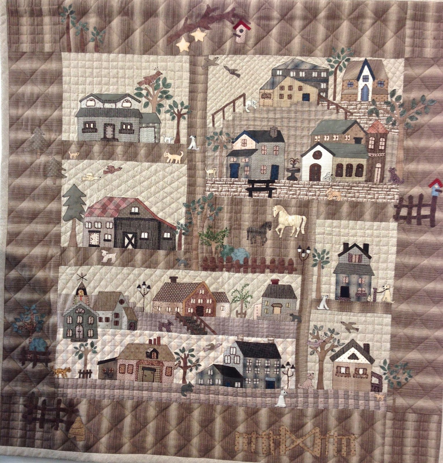 ❤ =^..^= ❤ byannelize : Yoko Saito\'s Mystery Quilt - 50 Variations ...