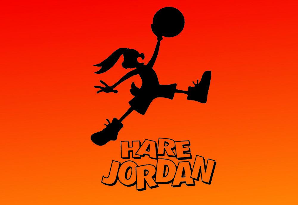 Air Jordan 1 Retro Hare Jordan In 2020 Jordan Logo Jordans